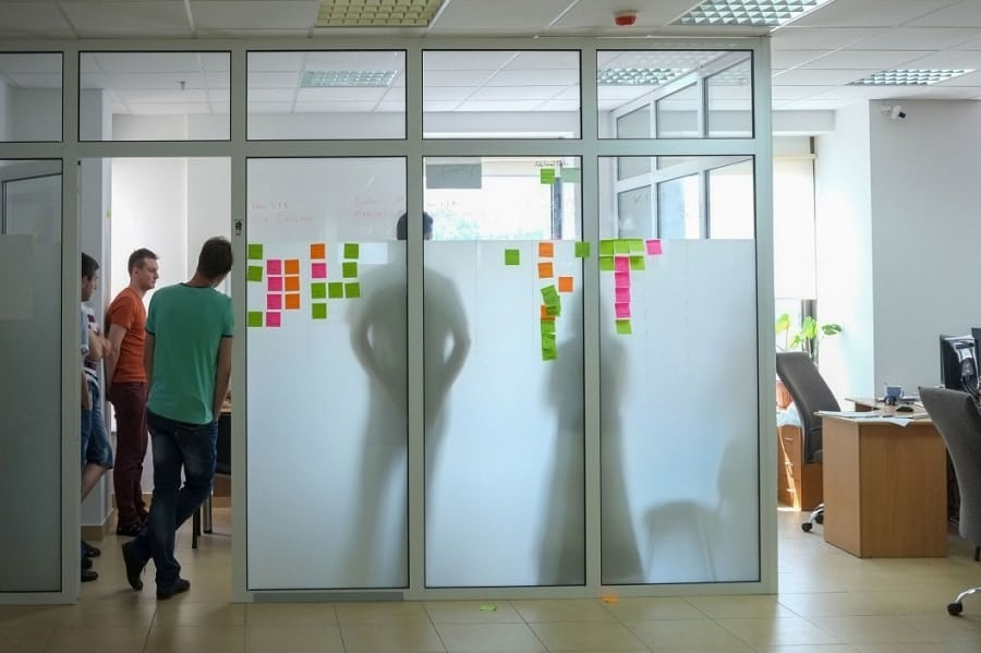 scrum marketing
